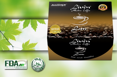 Liven Coffee - Latte