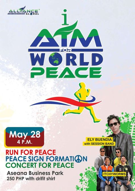 Concert for PEACE - Featuring Rock Icon Ely Buendia and Itchyworms